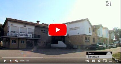 Reportaje Aragón TV EFA El Salto